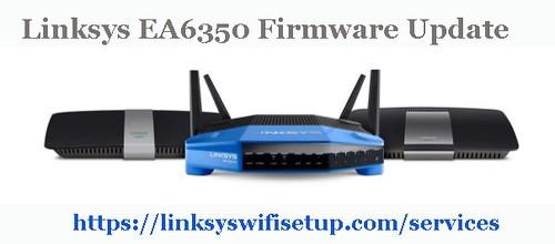EA Series Linksys Smart Wifi Firmware EA6350