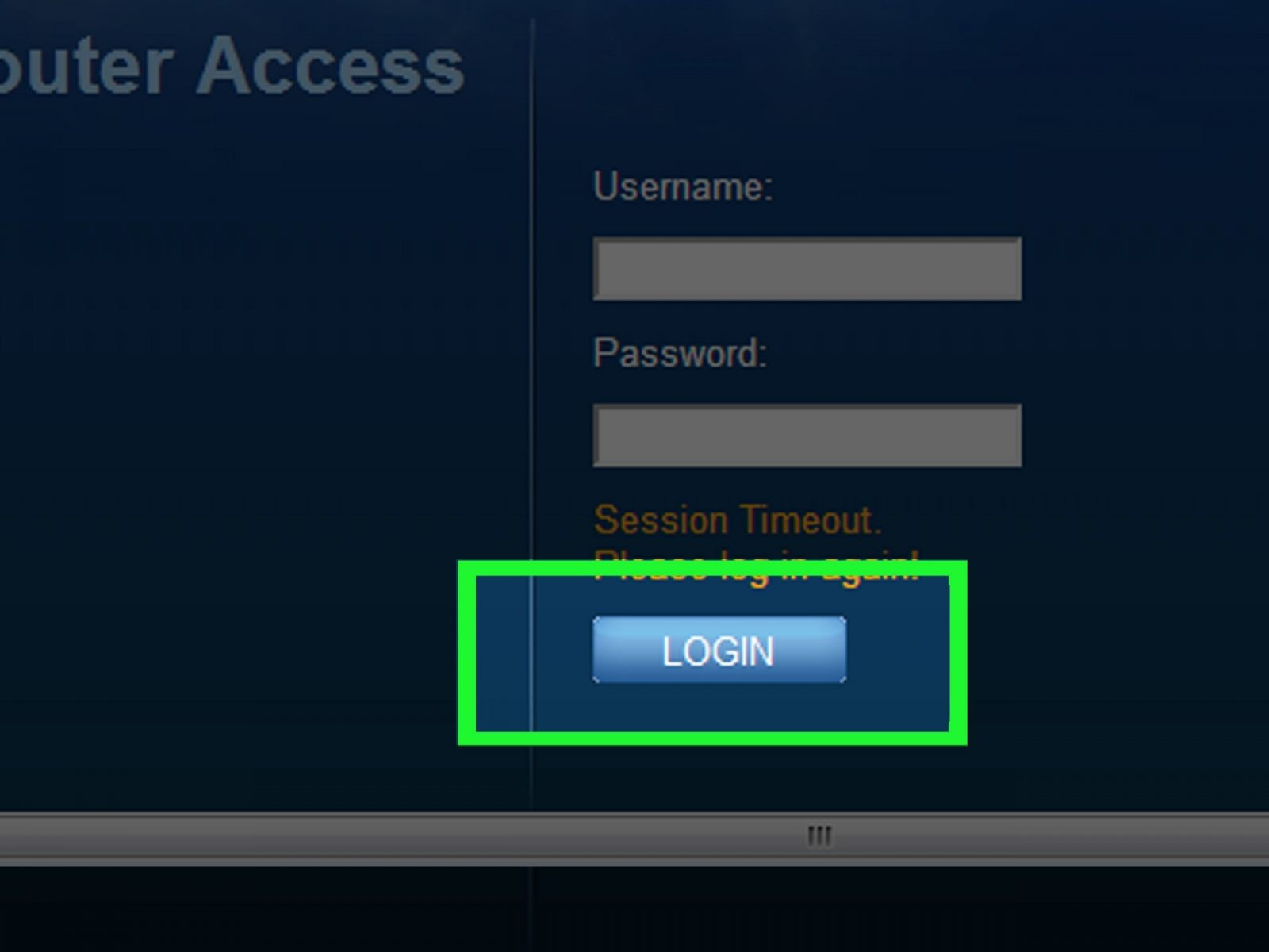 How to Login to Linksys Router